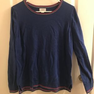 Blue Old Navy Sweater Large